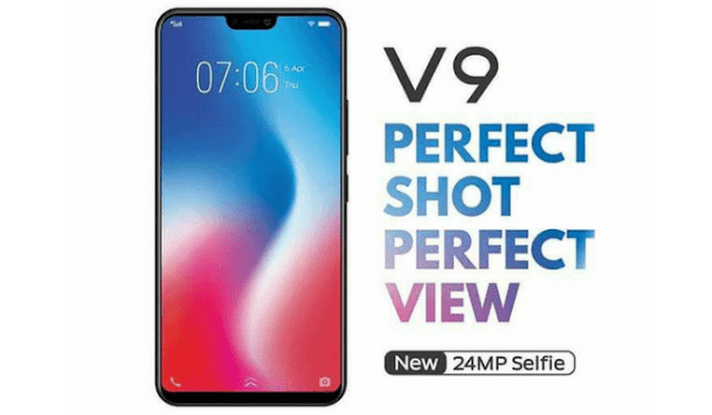 Vivo V9 to First Launch in Thailand on March 22nd, Sports Display Notch & 24MP Selfie Camera