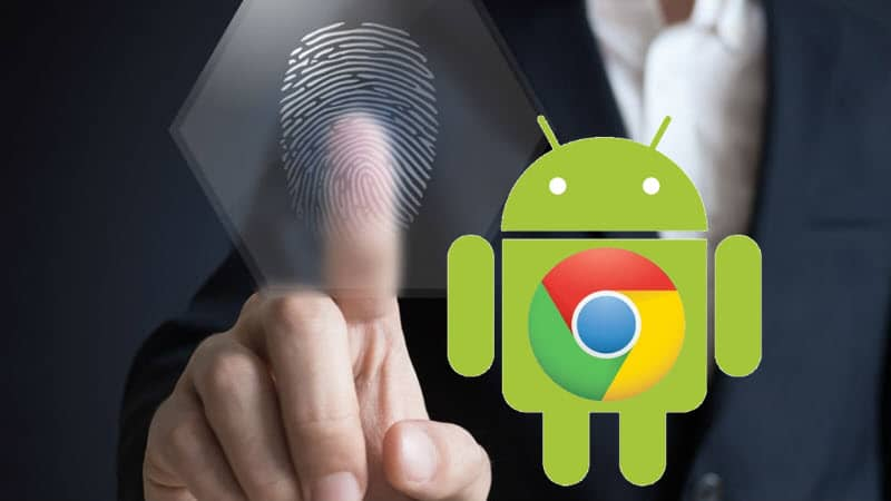 Password-less authentication comes to Google Chrome on Android