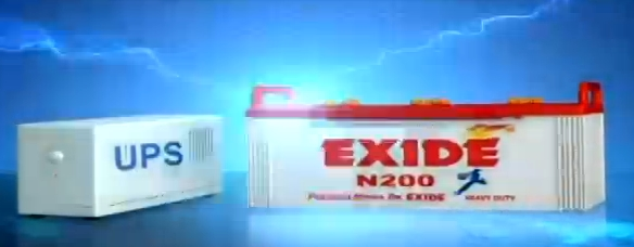 Exide Battery and UPS