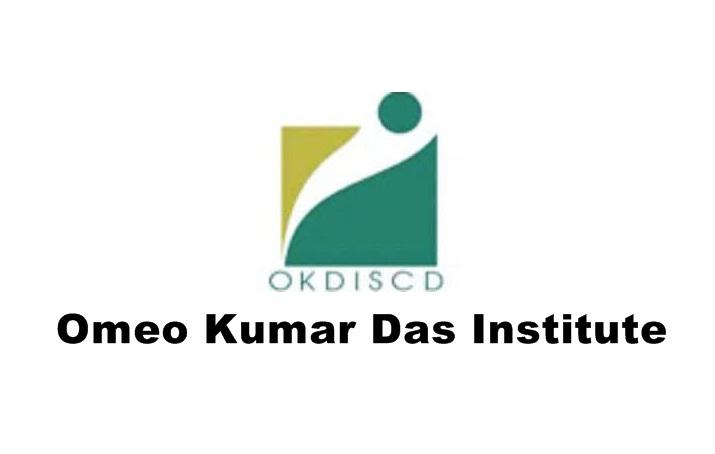 Omeo Kumar Das Institute Recruitment 2019 for Research