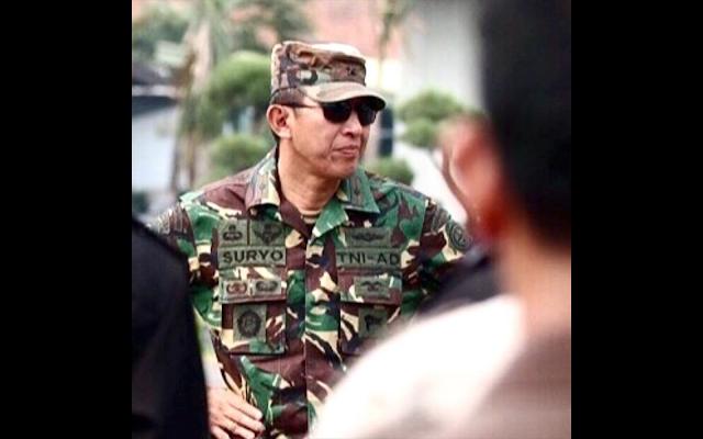 Suryo Prabowo: Aneh, TNI Berantas Teroris, Seharusnya Teroris yang Khawatir, ini Koq Bilang Khianati Reformasi?