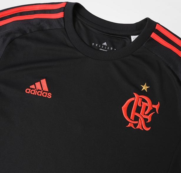 4ff6b9d54ff8d Adidas lança nova terceira camisa do Flamengo - Show de Camisas