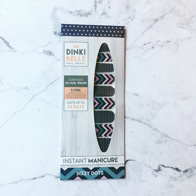 Lovelaughslipstick fashion beauty lifestyle blog little known box review dinkibelle nail wraps