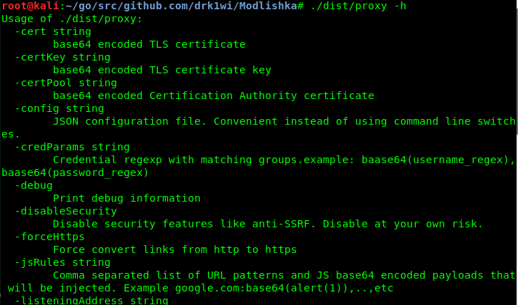 Modlishka -- Advanced Phishing | Bypass Two Factor