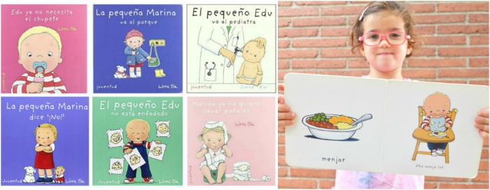 cuentos infantiles inpiracion filosofia educacion montessori coleccion edu, marina