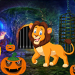 Games4King Lion Rescue Fr…