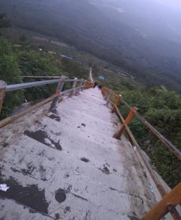 Rute Perjalanan Menuju Lokasi Misteri Gunung Galunggung