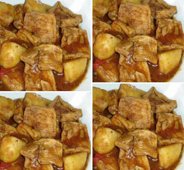 resep semur kentang dan tahu istimewa   county food