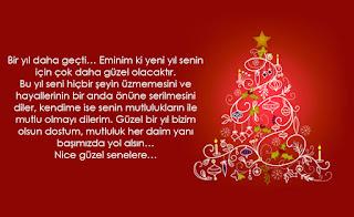 Yeni Yıl Kutlama Sözleri