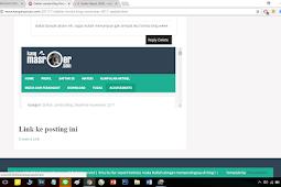 Kolom Komentar Blog Error? Begini Solusinya