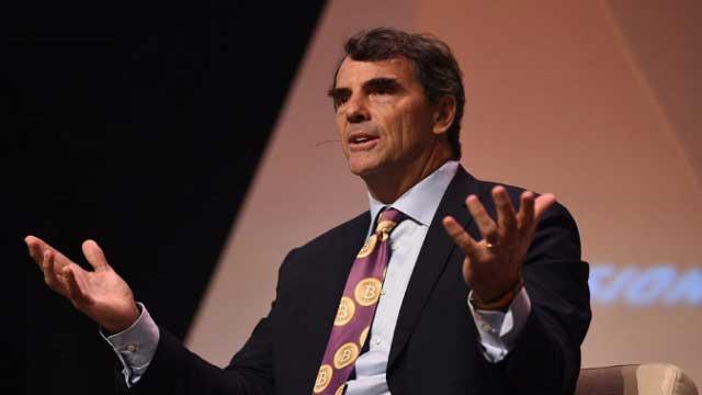 يتوقع تيم درابر أن يبلغ إجمالي سقف سوق العملات المشفرة إلى 80 تريليون دولار في غضون 15 عامًا