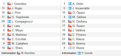 San Luis vs Colo Colo en VIVO