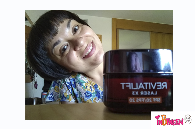 Revitalift Laser X3, daycream, skincare, L'Oreal, beauty, beauty blogger, trnd, tester, new product