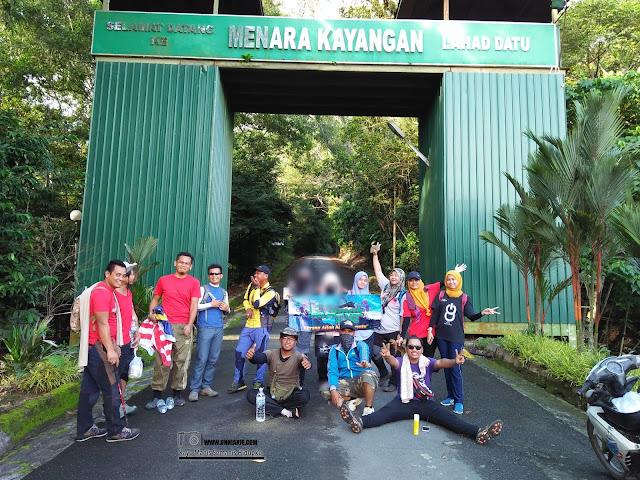 Pengalaman Mendaki Gunung Silam, Lahad Datu Sabah