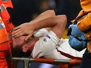 Derrota na vitória: Florenzi fora por quatro meses