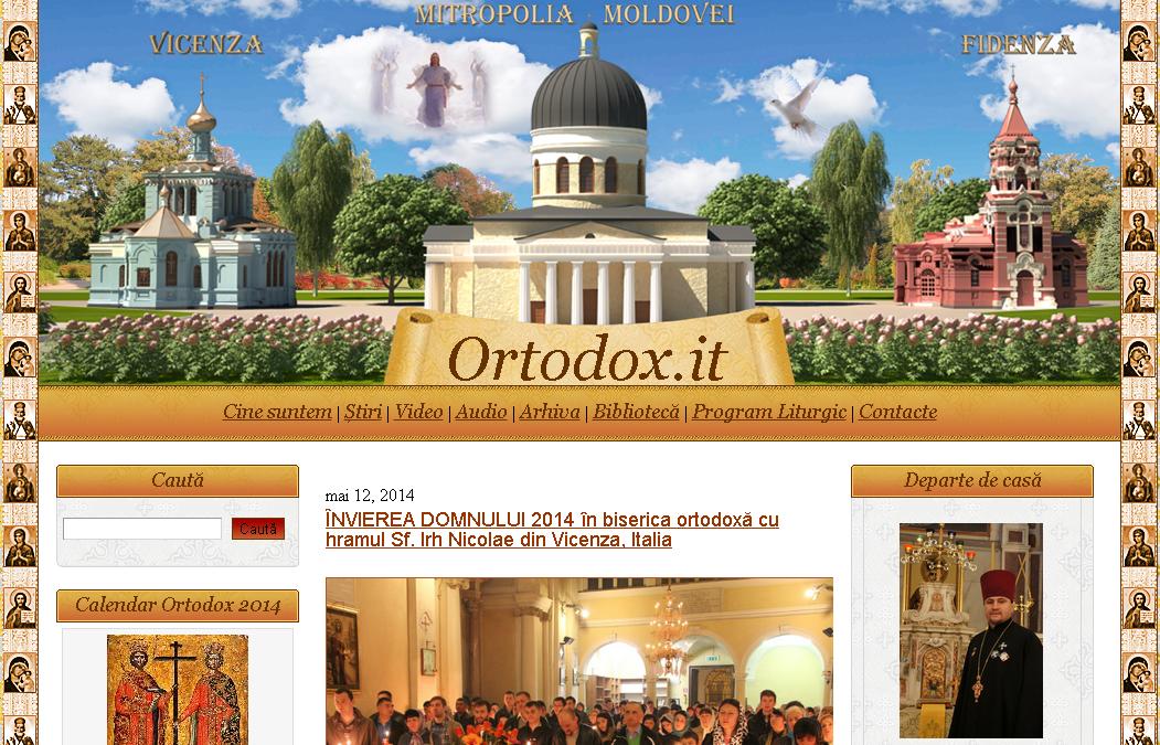 Blogosfera Creştină Ortodoxă  Portalul comunităților ortodoxe din ... 56cda5b19b387