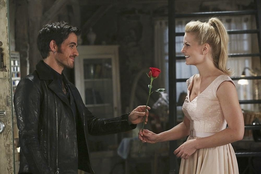 Once Upon A Time Emma y Hook
