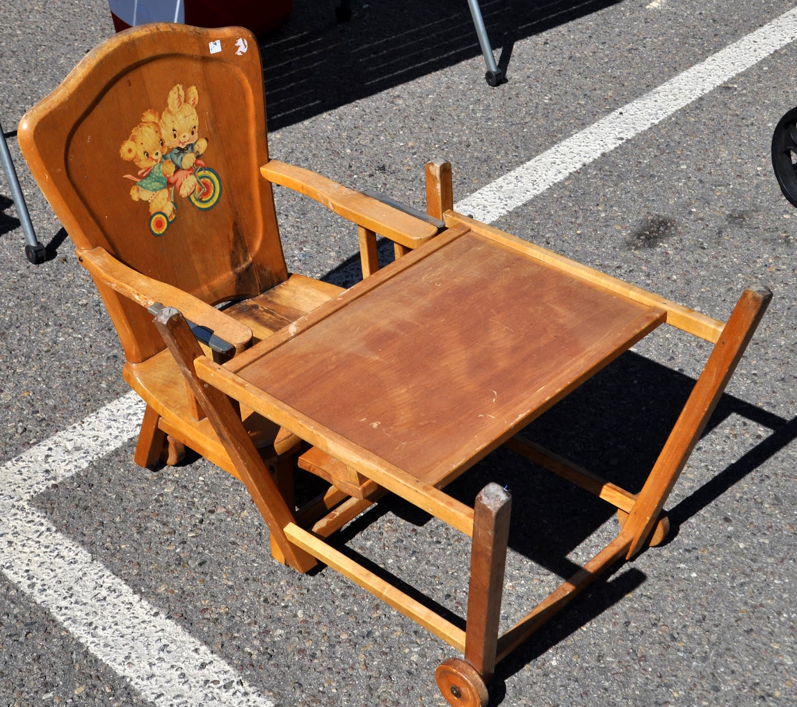 High Chair With Wheels Blue Outdoor Cushions Just A Car Guy I Know It 39s Odd But This Has