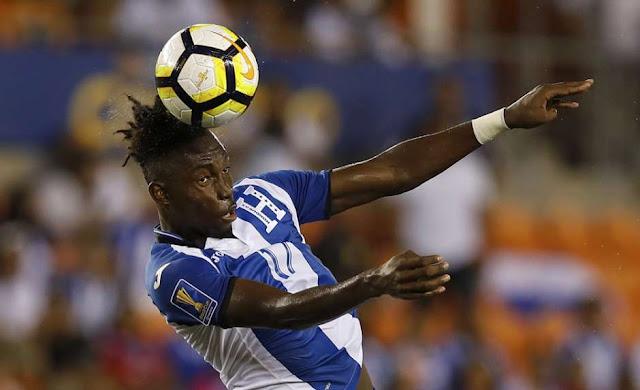 Honduras llegó a cuartos de final de la Copa de Oro 2017 como regalo tras ganar un partido en la mesa