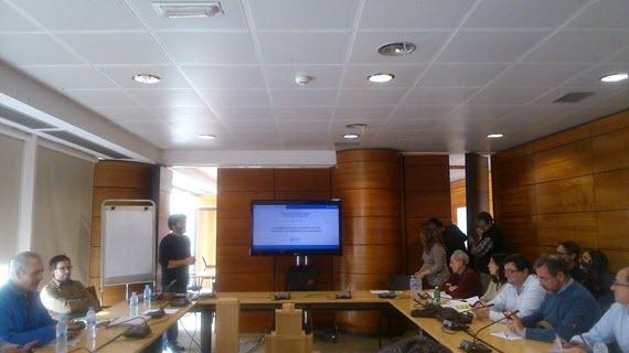 Revisión del Plan Ciclista de Madrid 2008: Primera jornada de participación