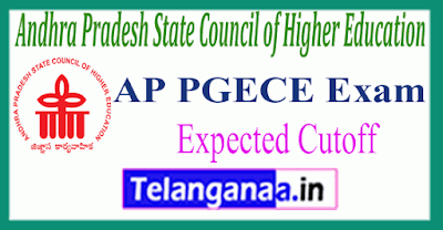 AP PGECET Andhra Pradesh State Council of Higher Education Cutoff