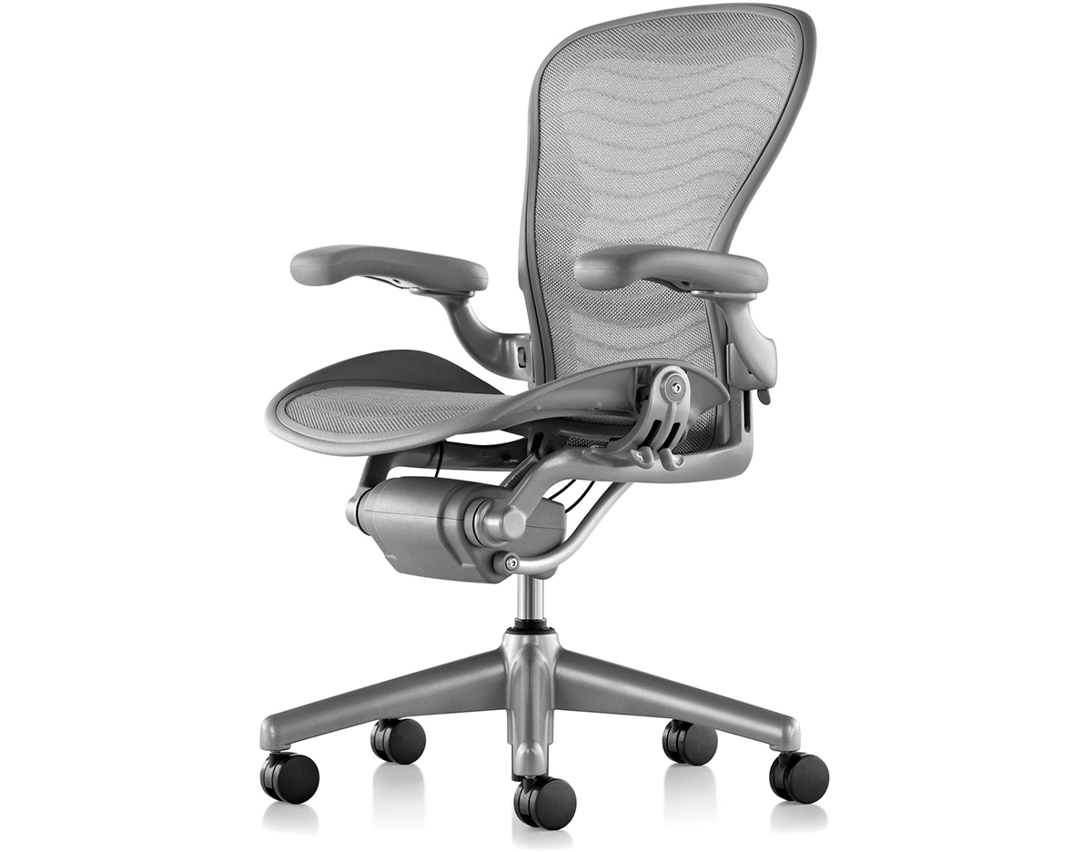 theKONGBLOG: World's Greatest Chair? Aeron Chair by