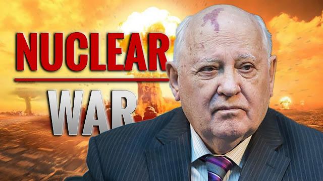 """Γκορμπατσόφ: """"Φαίνεται πως ο κόσμος προετοιμάζεται για πόλεμο"""""""
