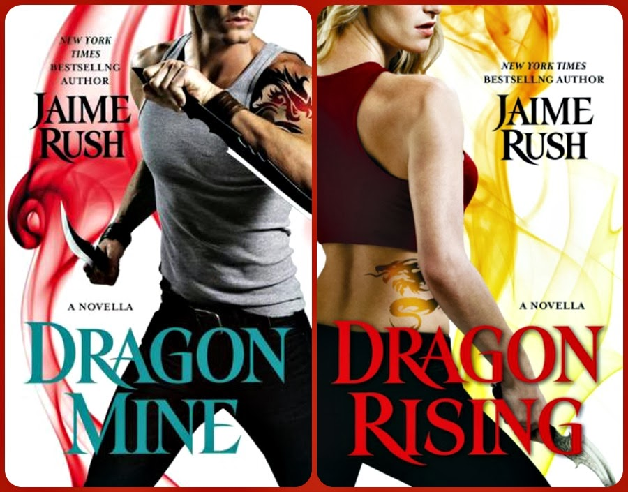 Dragon Mine (The Hidden Series)