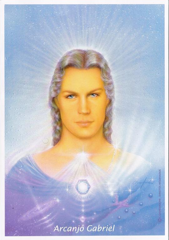A Oração - ARCANJO GABRIEL - para o portal de 11/11/11