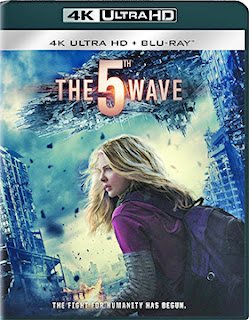 DVD & Blu-ray Release Report, The 5th Wave, Ralph Tribbey
