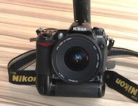 Jual Nikon D200 + Lensa 17-35D Bekas