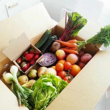 productos orgánicos de temporada