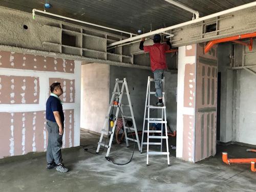 毛胚屋可依屋主喜好設計室內格局與裝潢,毋須受限原始隔局。