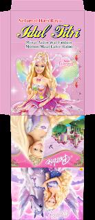 amplop lebaran barbie