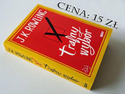 Trafny+wybór+J.K.Rowling+Znak+Harry+Potter+Pierwsza+powieść+dla+dorosłych+aukcja