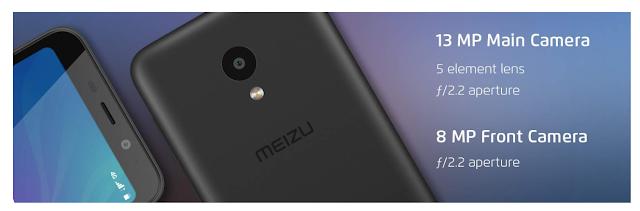 MEIZU  ने अपना नया स्मार्टफोन Meizu C9 लेकर आया है इसे आप Amazon Exclusive से खरीद सकते है