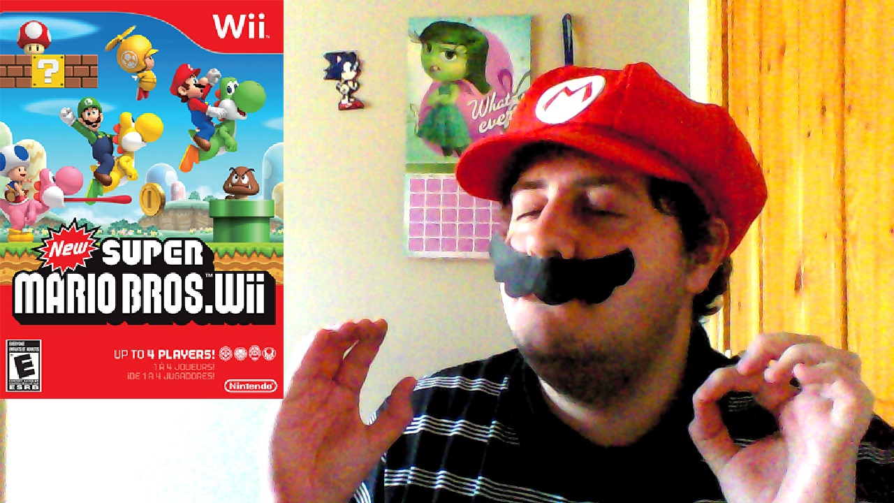 Planned All Along New Super Mario Bros Wii