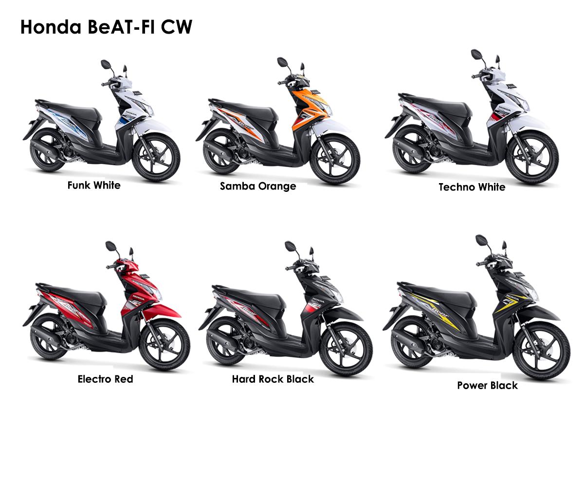 Motor Honda Beat Terbaru Dengan Teknologi Pgm Fi