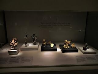 Elementos nativos,  Museo Historia Natural de Londres