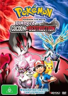 Pokémon o Filme: Diancie e o Casulo da Destruição – Dublado (2014)