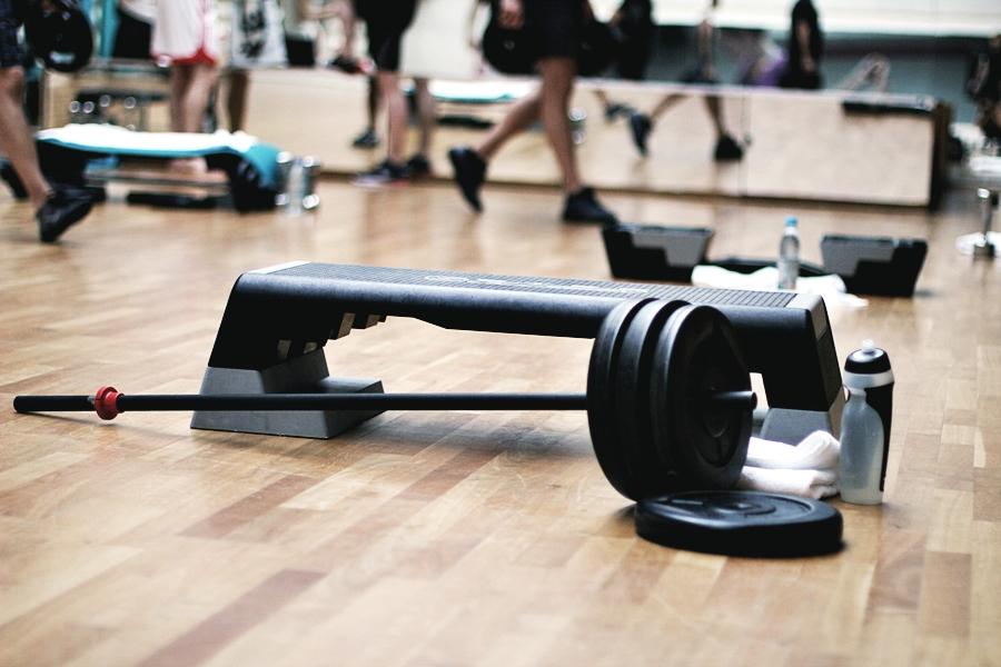 body pump studio