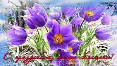 Весна в МИАМ, с праздником 8 марта,Сам себе режиссёр, Ирина Белоусова