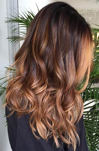 Tiger Eye Hair Color  the new hot trend in hairstyling  The HairCut Web