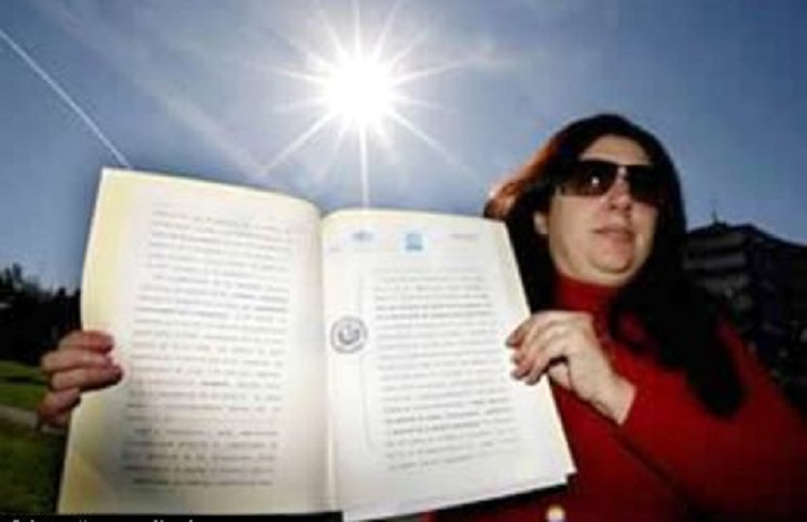 """""""Saya Tidak Bodoh...""""- Angeles Duran, Wanita Isyhtiharkan Matahari Miliknya"""