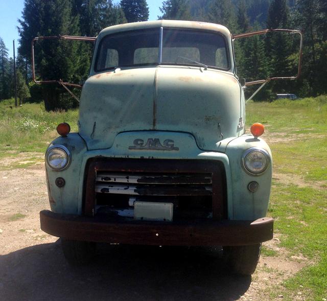 247 AUTOHOLIC: 1952 GMC 5 Window COE Cabover