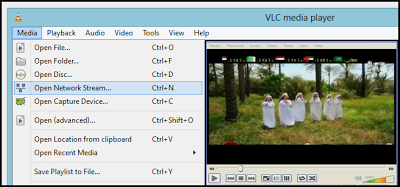 VLC Network Connection