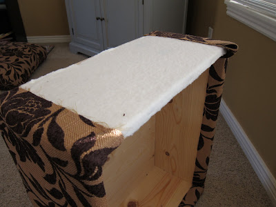 Do It Yourself Divas Diy Ottoman Build Your Own From