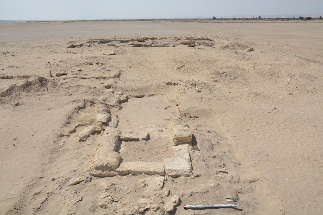 Hellenistic gymnasium found in Egypt