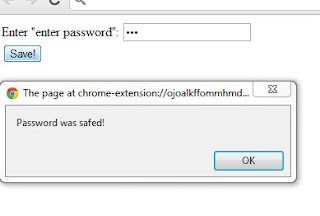 Secure your Google Chrome with Password