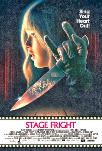 Stage Fright (2014) ταινιες online seires oipeirates greek subs